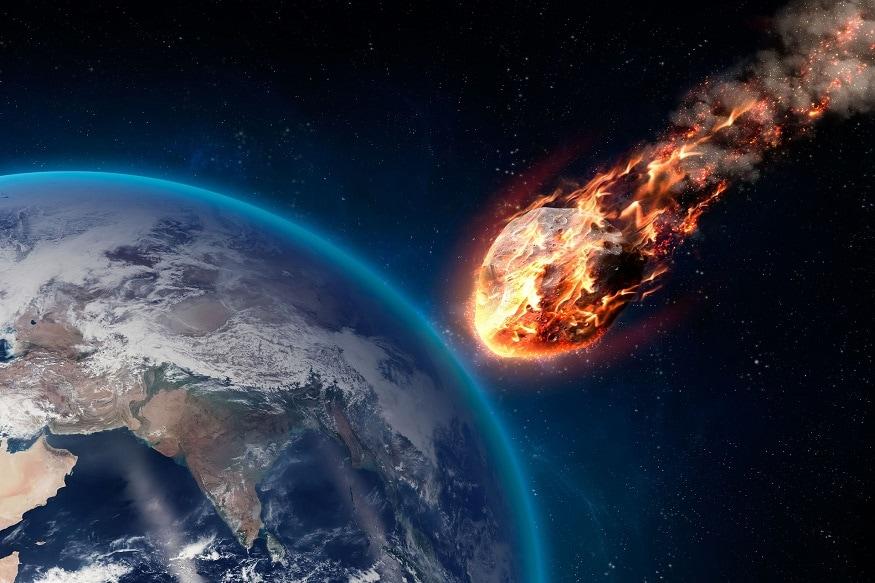 ఈ గ్రహశకలం నవంబర్ 2న భూమికి అత్యంత దగ్గరగా అంటే... జస్ట్... 482 కిలోమీటర్ల దూరం నుంచి వెళ్తుందనే అంచనా ఉంది. ఈ అంచనా కరెక్ట్ అయితే... భూమికి ఏమీ కాదు. ఒకవేళ తప్పై... భూమివైపు అది వస్తే... ప్రళయమే అనుకోవచ్చు. (Symbolic image)