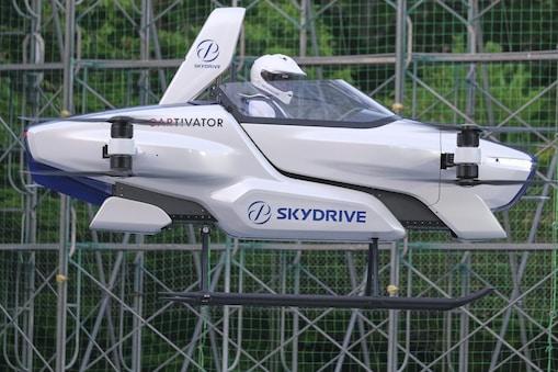 Flying Taxis: త్వరలోనే మన దేశంలో గాలిలో ఎగిరే ట్యాక్సీలు..ఎప్పుడంటే..