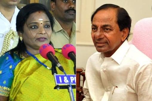 Telangana Congress: గవర్నర్ ఒప్పుకున్నారు.. కేసీఆర్ రాజీనామా చేయాలన్న కాంగ్రెస్