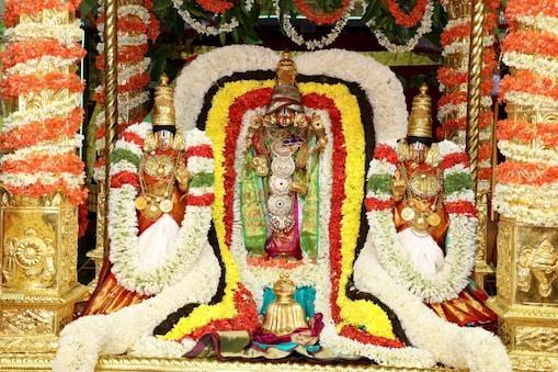 Tirumala: శ్రీవారి ఆలయంలో పౌర్ణమి గరుడసేవ..నవరాత్రి బ్రహ్మోత్సవాలపై కీలక నిర్ణయం