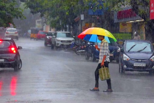 AP Rains: రెండు రోజుల్లో నైరుతి రుతుపవనాల తిరోగమనం, ఏపీలోని ఈ ప్రాంతాలకు వర్షసూచన
