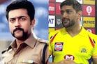 IPL 2020: సింగం లుక్లో ధోనీ, ఫ్యాన్స్కి కిక్కే కిక్కు