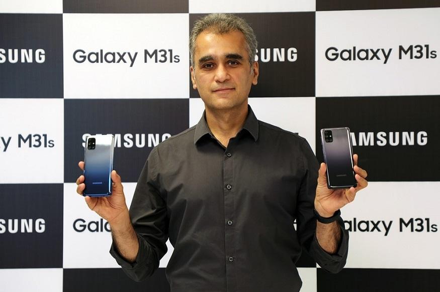 8. Samsung Galaxy M31s: సాంసంగ్ గెలాక్సీ ఎం31ఎస్ ఆండ్రాయిడ్ 10+సాంసంగ్ వన్ యూఐ ఆపరేటింగ్ సిస్టమ్తో పనిచేస్తుంది. మిరేజ్ బ్లూ, మిరేజ్ బ్లాక్ కలర్స్లో లభిస్తుంది.6జీబీ+128జీబీ వేరియంట్ ధర రూ.19,499 కాగా, 8జీబీ+128జీబీ వేరియంట్ ధర రూ.21,499.