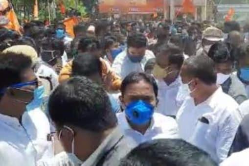 Antarvedi: టెన్షన్..టెన్షన్.. అంతర్వేదిలో భారీగా పోలీసుల మోహరింపు