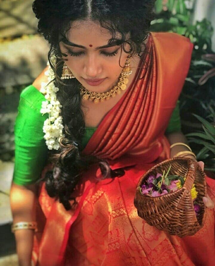 అనుపమ... ఫోటో షూట్ Photo: Instagram.com/anupamaparameswaran96