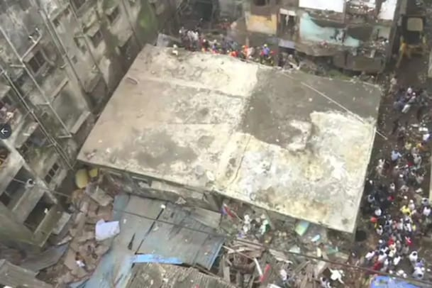 Building Collapse: భీవండి భవన ప్రమాదం.. ఇప్పటి వరకు 33 మంది మృతి