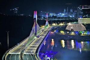 Cable Bridge: నేడు దుర్గం చెరువు కేబుల్ బ్రిడ్జిపై లైవ్ సింఫనీ బ్యాండ్... ఆర్మీ ప్రదర్శన