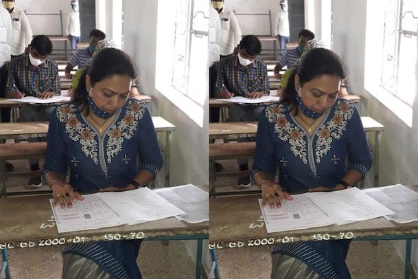 Hema Degree Exam: డిగ్రీ అర్హత పరీక్ష రాసిన బిగ్బాస్ ఫేమ్ హేమ..