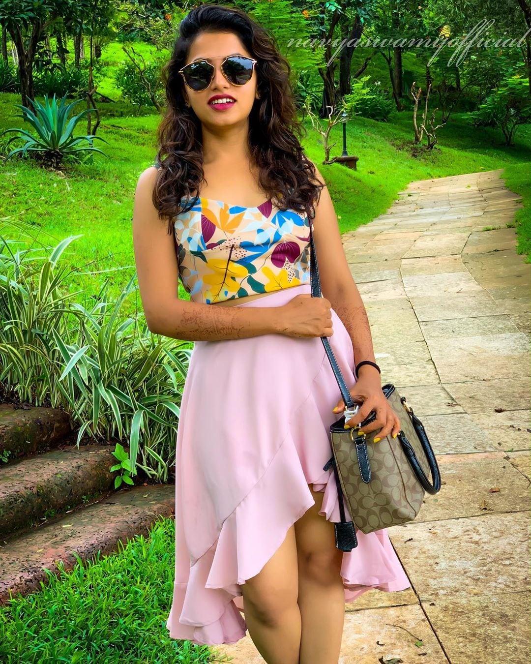 Navya Swamy : నా పేరు మీనాక్షి సీరియల్ నటి నవ్య స్వామి బ్యూటీఫుల్ పిక్స్.. Photo : Instagram