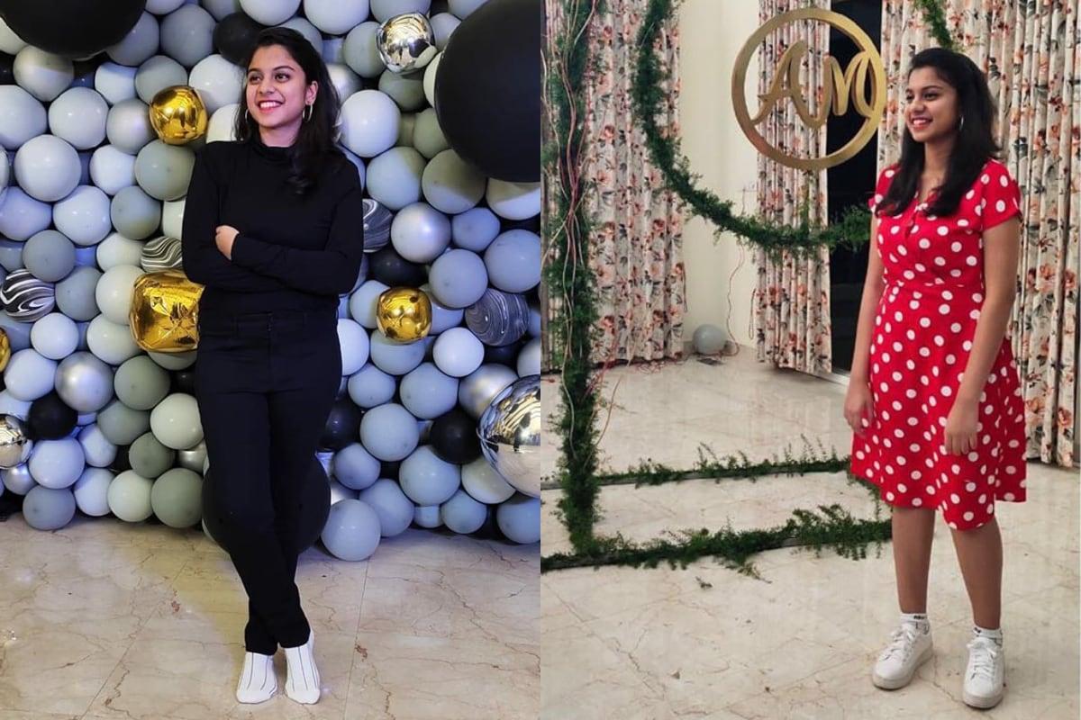 రోజా కూతురు అన్షు మాలిక లెేటెస్ట్ క్యూట్ ఫోటోస్.. (Instagram/Photos)