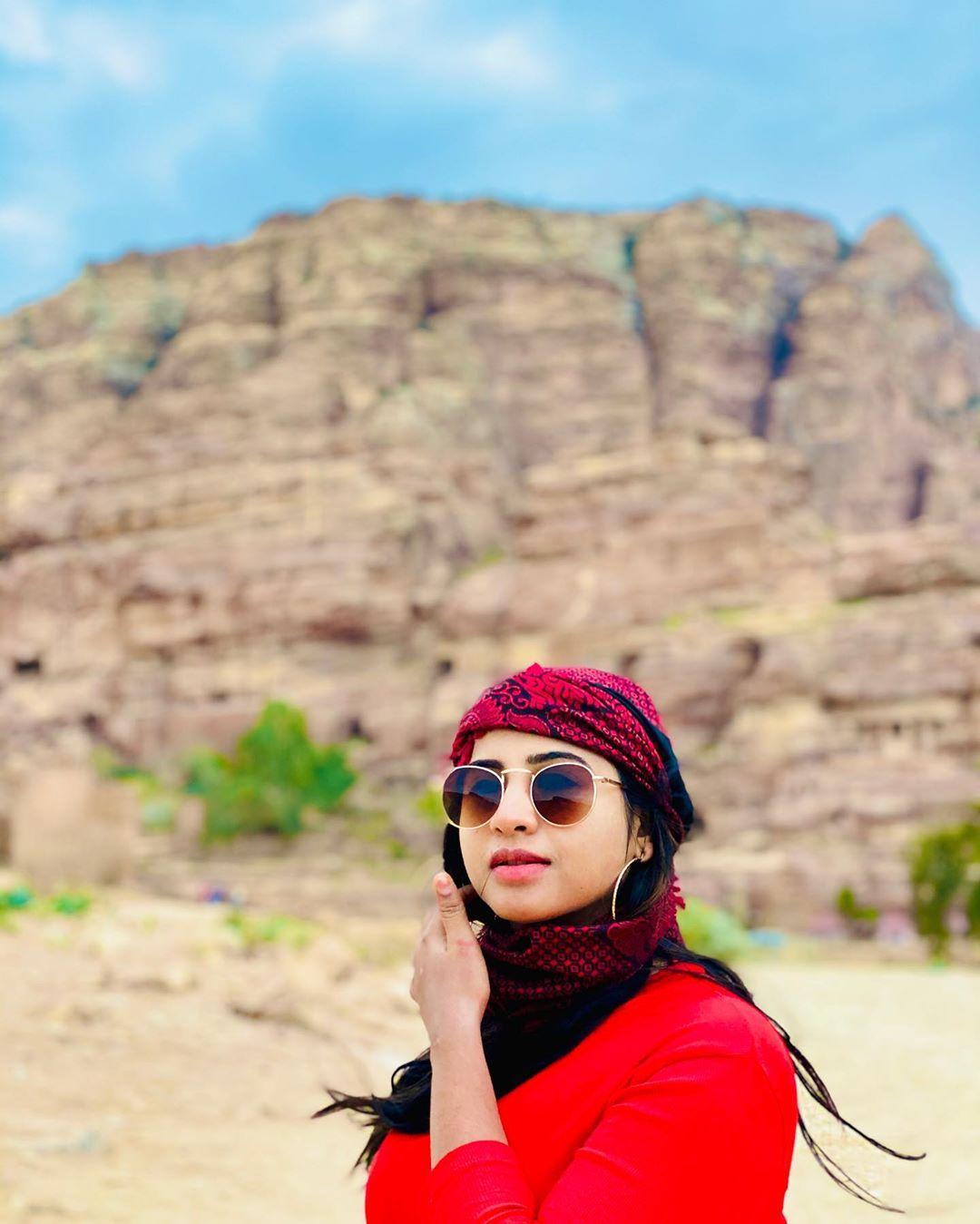 స్వాతి దీక్షిత్.. బ్యూటీఫుల్ పిక్స్ Photo : Instagram