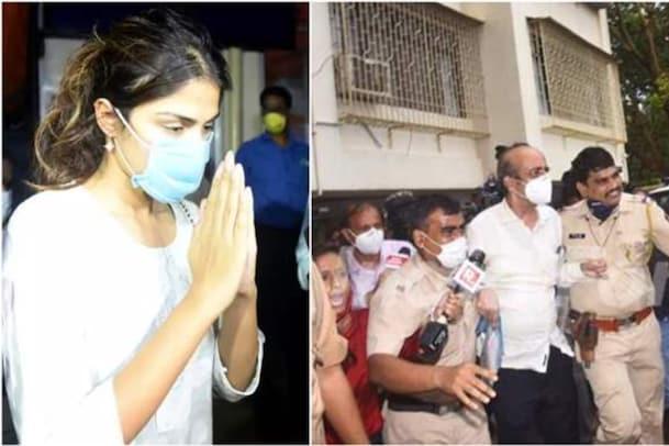 Rhea Chakraborty: రియా చక్రవర్తికి మరో షాక్.. అక్టోబర్ 6 వరకు జైల్లోనే..