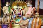 Tirumala brahmotsavam 2020: చినశేష వాహనంపై మలయప్పస్వామి