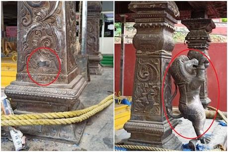 Vijayawada Durga Temple: వెండి సింహాల మాయంలో ట్విస్ట్..