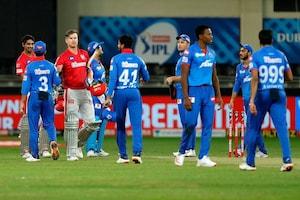IPL 2020: Iపూరన్, గేల్ మెరుపులు.. శిఖర్ ధావన్ వీరోచిత శతకం