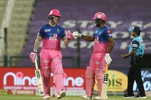 IPL 2020: స్టోక్స్ రెండు అజేయ సెంచరీలు.. రెండు విజయాలు