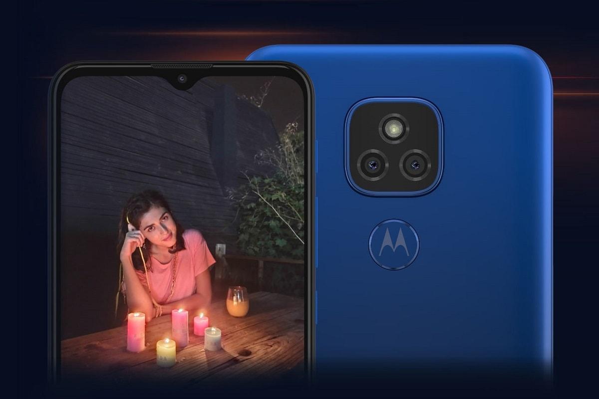 2. Motorola E7 Plus: మోటోరోలా ఈ7 ప్లస్ స్మార్ట్ఫోన్ 4జీబీ+64జీబీ వేరియంట్ అసలు ధర రూ.9,499. ఆఫర్ ధర రూ.8,999. డిస్కౌంట్ రూ.500.