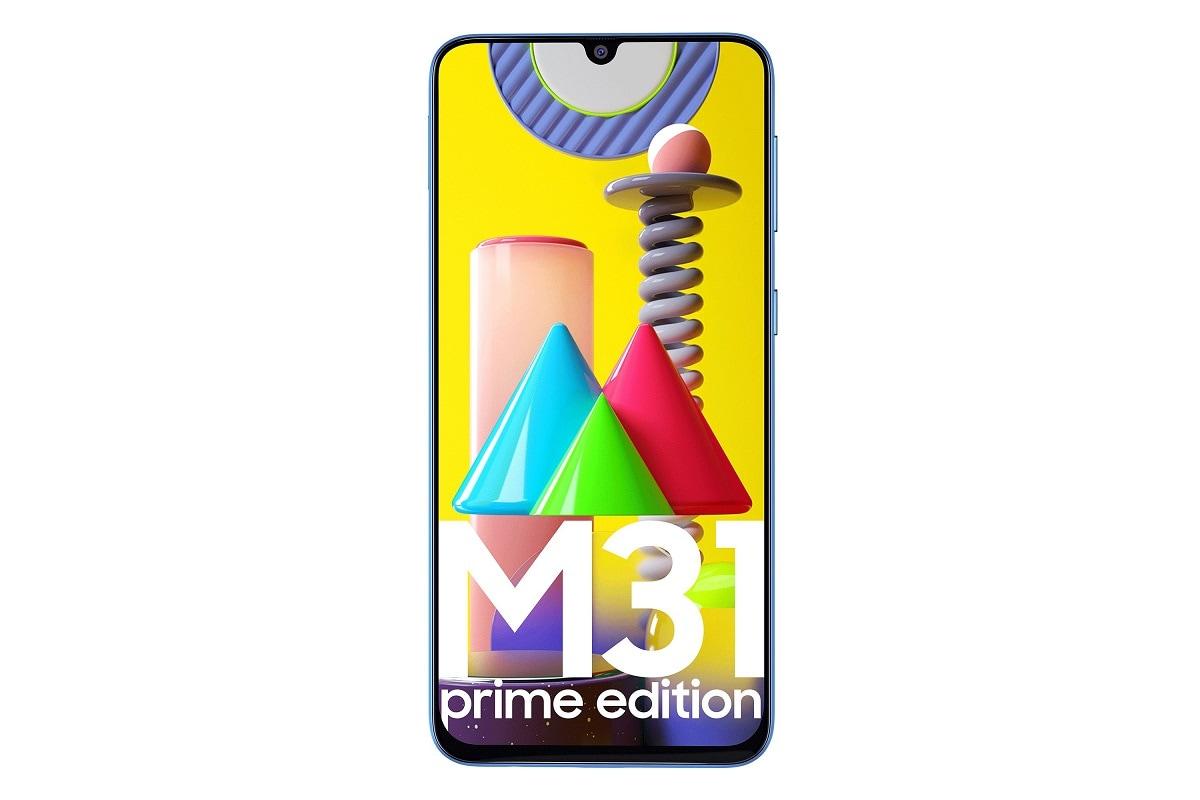 7. సాంసంగ్ గెలాక్సీ ఎం31 ప్రైమ్ ఆండ్రాయిడ్ 10 + వన్ యూఐ ఆపరేటింగ్ సిస్టమ్తో పనిచేస్తుంది. డ్యూయెల్ సిమ్ సపోర్ట్ చేస్తుంది. (image: Samsung India)