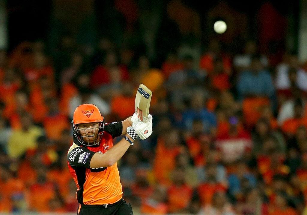 <strong>Rank: 5 | Player: Jonny Bairstow | Team: Sunrisers Hyderabad | Matches: 7 | Runs: 257 | Strike Rate: 133.16 (Image: AP Photo)</strong>