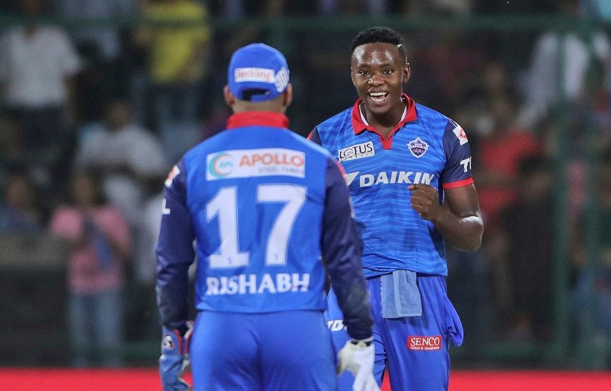 <strong>Rank: 1   Player: Kagiso Rabada   Team: Delhi Capitals   Matches: 6   Wickets: 15   (Image: AP Photo)</strong>