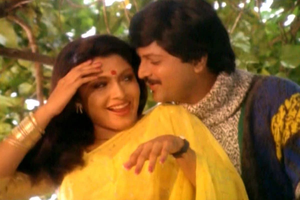'అల్లుడు గారు' సినిమాలో రమ్యకృష్ణ మూగ అమ్మాయి పాత్రలో నటించింది. (Youtubeu/Credit)