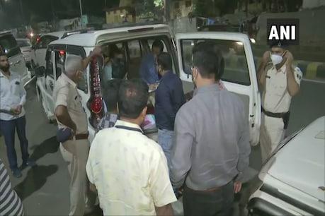కాంగ్రెస్ పార్టీ కార్యాలయంపై ఐటీ దాడులు.. బీజేపీ ఓటమిని అంగీకరించిందన్న ఆర్జేడీ