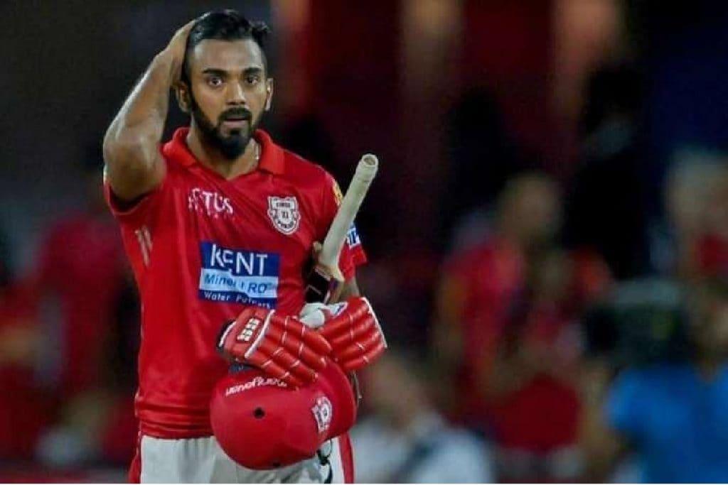 Rank: 1 | Player: KL Rahul | Team: Kings XI Punjab | Matches: 10 | Runs: 540 | Strike Rate: 135.67 (Image: IPLT20.com)