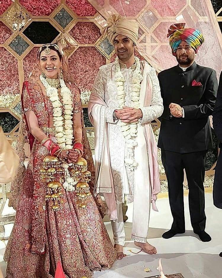 కాజల్ అగర్వాల్, గౌతమ్ కిచ్లు పెళ్లి వేడుక ఫోటోలు (Kajal Aggarwal Gautam Kitchlu marriage Photos)