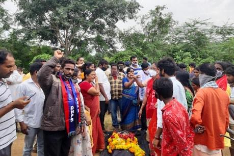 Khammam Girl Rape Case: ఖమ్మం అత్యాచార బాధిత బాలికకు హడావిడిగా అంత్యక్రియలు, ప్రజాసంఘాల ఆగ్రహం