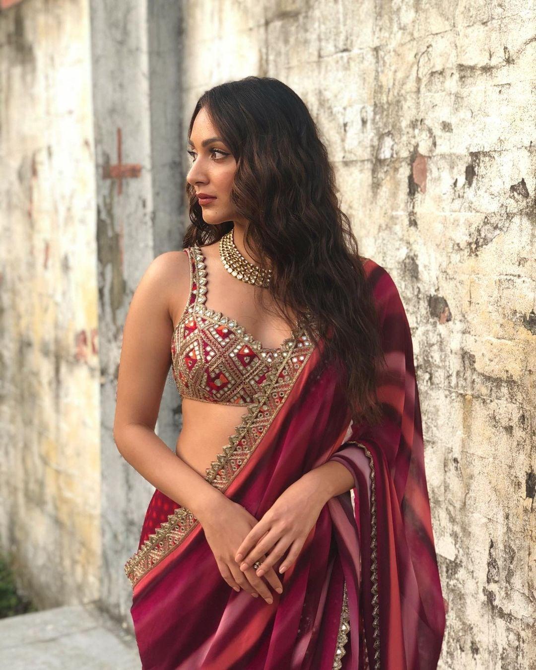 కియారా అద్వానీ లేటెస్ట్ ఫోటోస్ (Instagram/Photo)