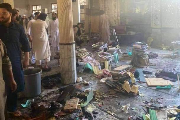 Peshawar Blast: పాకిస్థాన్లో బాంబు పేలుడు... 7గురు మృతి, 70కి గాయాలు...