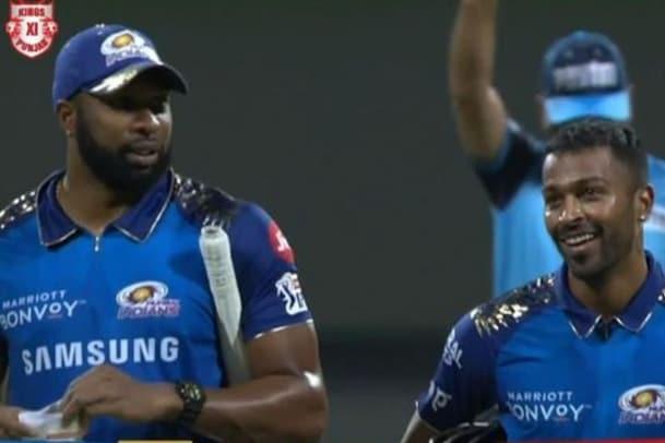 IPL 2020 LIVE Score, KXIP vs MI: పొలార్డ్, పాండ్యా అరాచకం, 3 ఓవర్లలో ఎన్ని రన్స్ కొట్టారంట