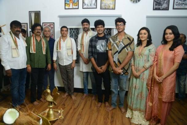 Satish Vegesna Kothi Kommachi: వేగేశ్న సతీష్ 'కోతి కొమ్మచ్చి' సినిమా ప్రారంభం..