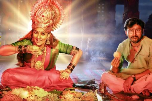 Nayanthara Ammoru Thalli: 'అమ్మోరు తల్లి'గా నయనతార విశ్వరూపం.. 'ఓ మై గాడ్'లా అనిపిస్తుందే..