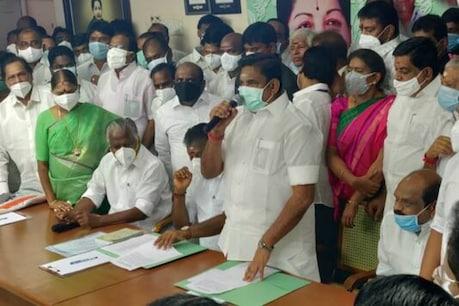 Tamil Nadu: ఆయనే అన్నాడీఎంకే సీఎం అభ్యర్థి.. EPS, OPS మధ్య కుదిరిన సయోధ్య