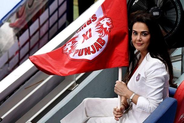 Preity Zinta: పంజాబ్ ఆటగాళ్లపై ప్రీతి జింతా ముద్దుల వర్షం.. వీడియో వైరల్