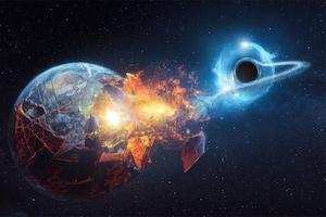 Earth approaches Black Hole: బ్లాక్హోల్కి దగ్గర్లో మన భూమి... యుగాంత సంకేతమా?