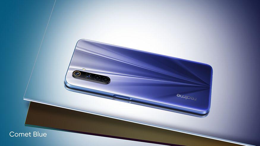 Realme 6: రియల్మీ 6 స్మార్ట్ఫోన్ 6జీబీ+64జీబీ వేరియంట్ అసలు ధర రూ.12,999 కాగా ఆఫర్ ధర రూ.9,999.