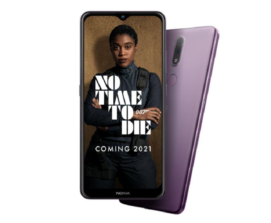 7. నోకియా 2.4 స్మార్ట్ఫోన్ ప్రీ-ఆర్డర్ మొదలైంది. నోకియా ఆన్లైన్ స్టోర్లో కనేవారికి రూ.1,200 విలువైన 007 నో టైమ్ టు డై మర్కండైజ్ ఎక్స్క్లూజీవ్గా లభిస్తుంది. ఈ ఆఫర్ మొదటి 100 మంది కస్టమర్లకు మాత్రమే. 2020 డిసెంబర్ 4 వరకు ఆఫర్ ఉంటుంది. (image: Nokia India)