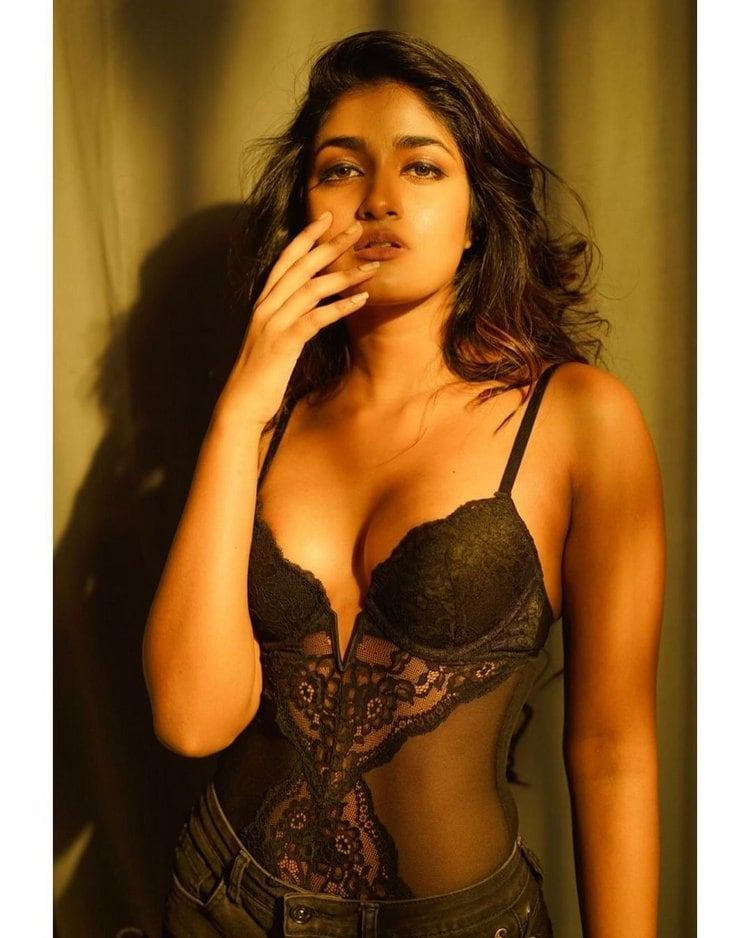 డింపుల్ హయతీ ఫోటోషూట్ (Dimple Hayati/instagram)