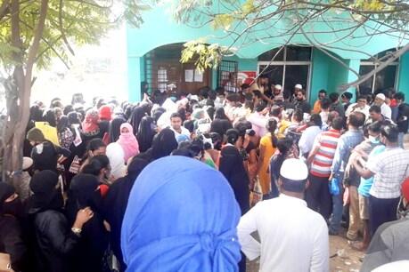 GHMC Elections: జీహెచ్ఎంసీలో వరద బాధితులకు రూ.10,000 సాయం నిలిపివేత