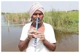 Flute With Nose: ముక్కుతో ఫ్లూట్ వాయిస్తున్న కురుమన్న...
