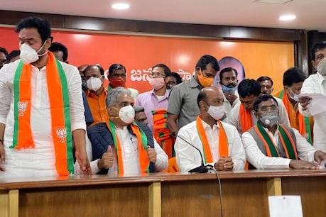 GHMC Elections: జీహెచ్ఎంసీ ఎన్నికల కోసం బీజేపీ మెగా ప్లాన్, రంగంలోకి...