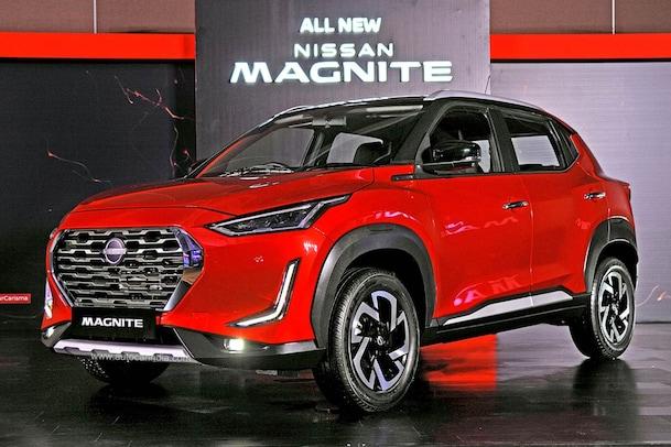 Nissan Magnite SUV Car: రేపటి నుంచి మాగ్నెట్ కారు బుకింగ్ షురూ.. జస్ట్ రూ.11 వేలే..