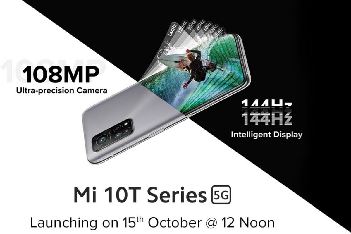7. Xiaomi Mi 10T: షావోమీ ఎంఐ 10టీ స్మార్ట్ఫోన్ 8జీబీ+128జీబీ వేరియంట్ అసలు ధర రూ.42,999 కాగా ఆఫర్ ధర రూ.37,999.