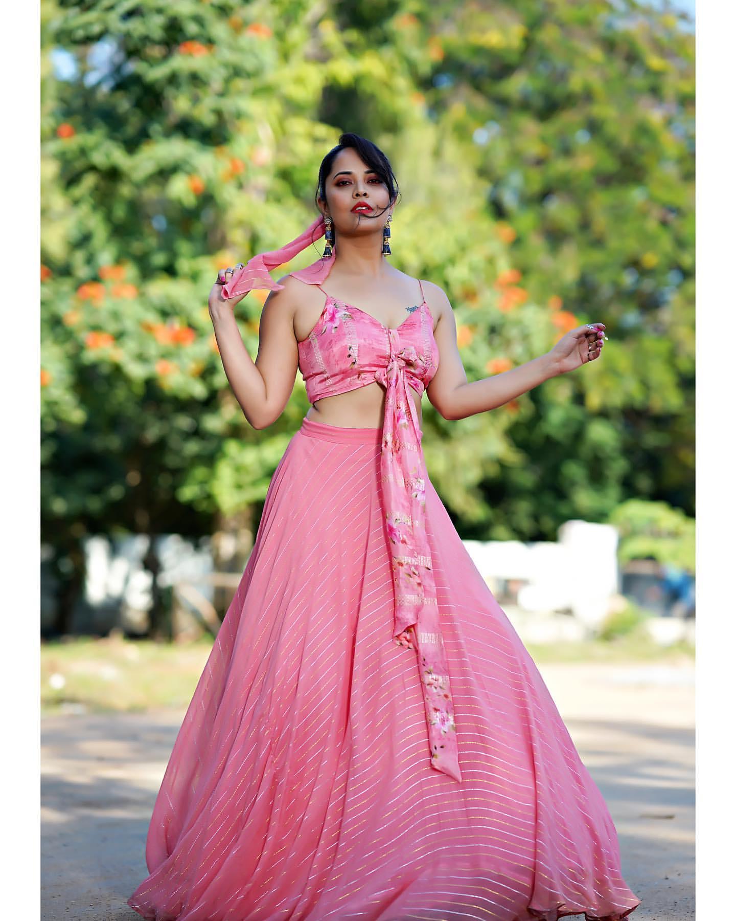 Anchor Anasuya : కేకపెట్టించిన అనసూయ.. జబర్దస్త్ భామ అందాలకు ఆహా అనాల్సిందే... Photo : Instagram
