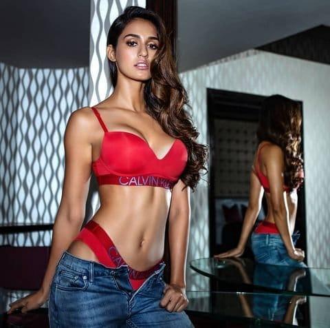 దిశా పటానీ హాట్ షో (Disha Patani hot show/instagram)