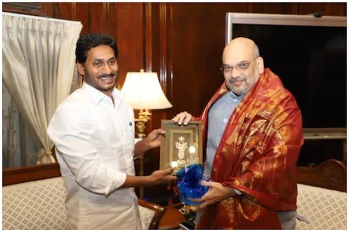 Andhra Pradesh: కేంద్ర హోంమంత్రి అమిత్ షాతో సీఎం జగన్ సుదీర్ఘ భేటీ.. 10 అంశాలపై చర్చ