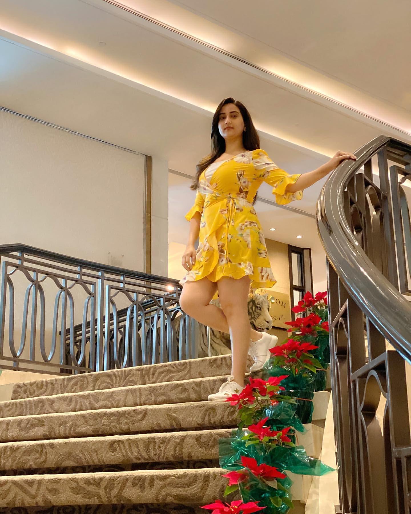 Anchor Manjusha : యాంకర్ మంజూష అదిరేటి అందాలు కేక పెట్టిస్తోందిగా.. Photo : Instagram