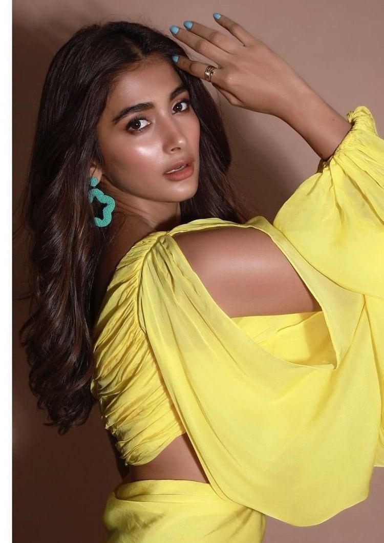 పూజా హెగ్డే ఫోటోషూట్ (Pooja Hegde photos/instagram)